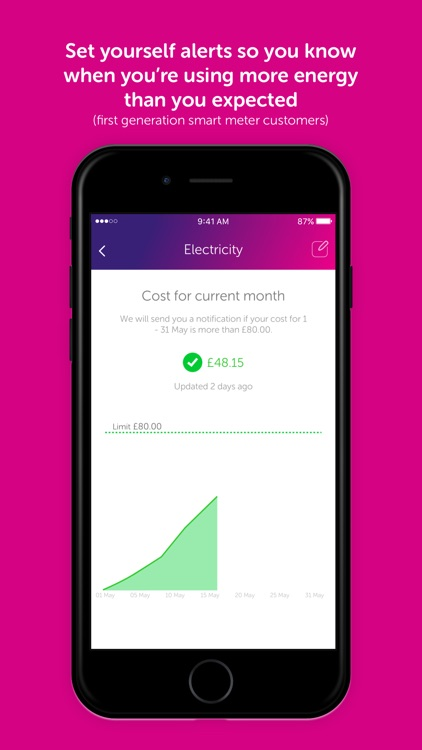 Be Connected - Bristol Energy screenshot-5