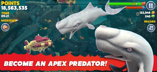 How to hack Hungry Shark Evolution for ios free