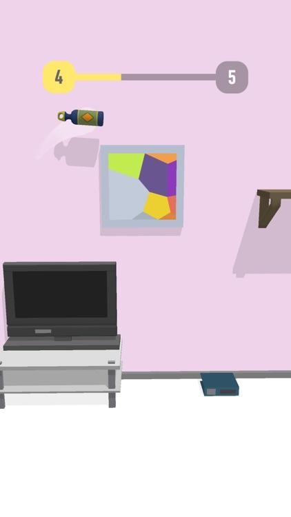 Bottle Jump 3D screenshot-3