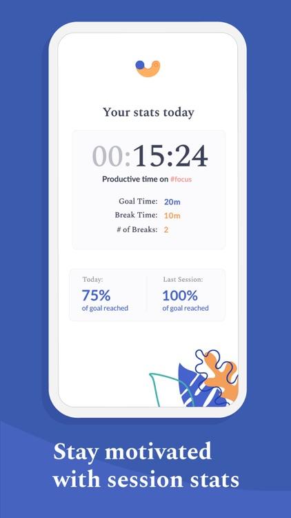 Flipd: Focus & Productivity screenshot-3