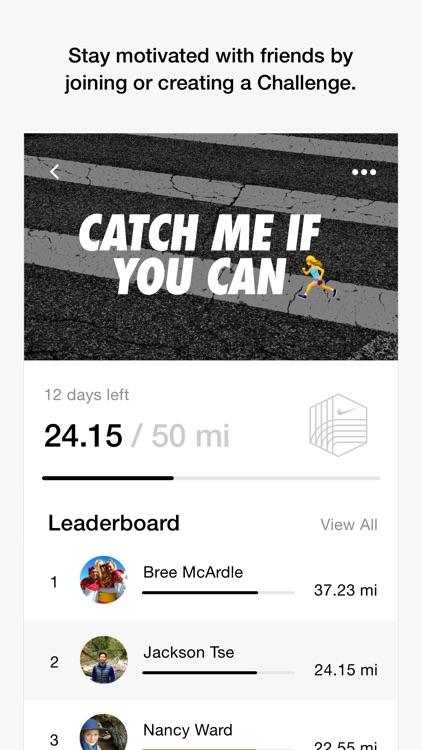 Nike Run Club screenshot-4