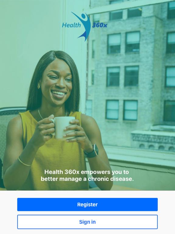 Health 360x Mobile screenshot 8