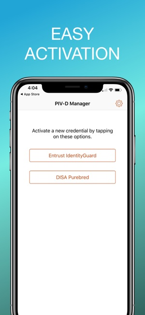 MobileIron PIV-D Manager on the App Store