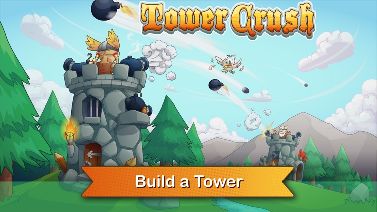 Tower Crush: Strategy War Game screenshot-0