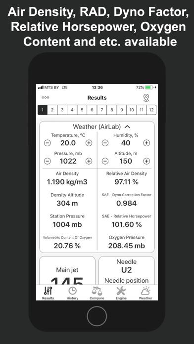 Jetting Modena KZ1 / KZ2 Kart ScreenShot5