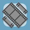 MultiVideo - 2つの動画を重ねて並べて再生 -