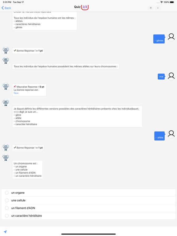 Aplus 3ème screenshot 19