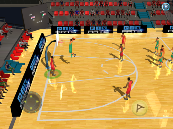 Slam & Dunk Basketball Pro screenshot 5
