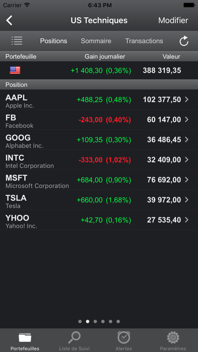download Portfolio Trader - Actions apps 3