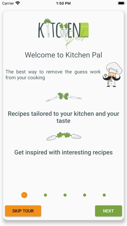 Your Kitchen Pal