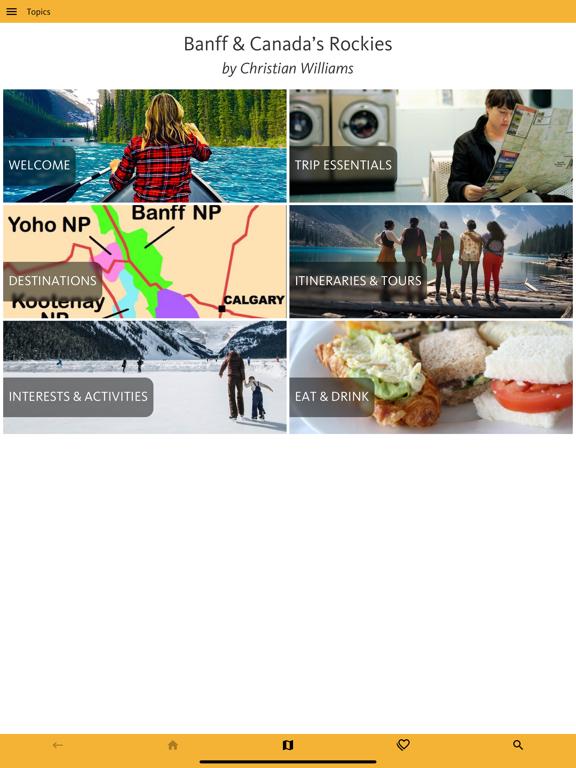 Banff & Canada's Rockies Guide screenshot 9