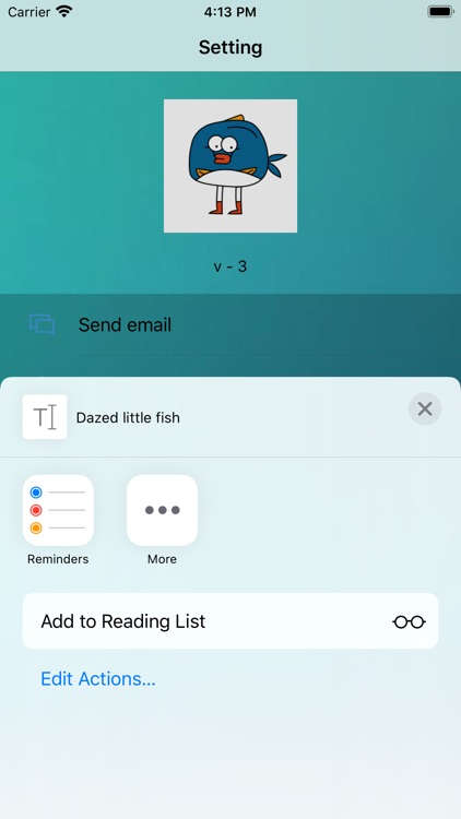 Dazed little fish screenshot-3