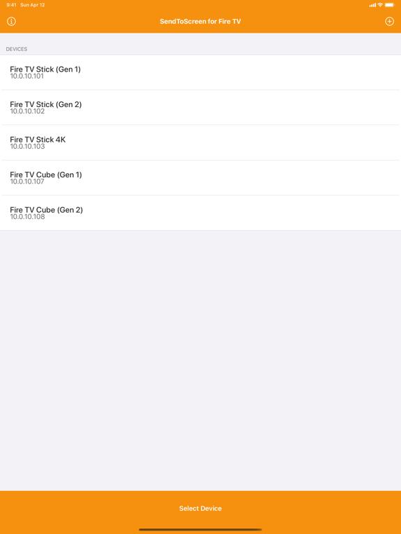 SendToScreen for Fire TV screenshot 6