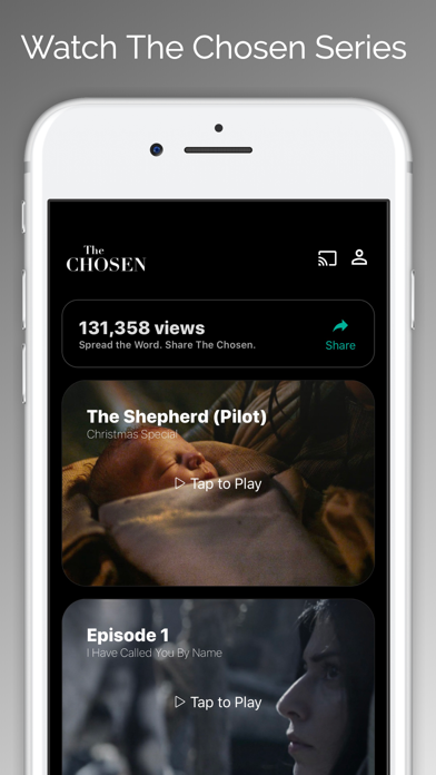 The Chosen Screenshot