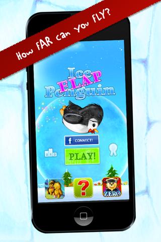 Ice Flap Penguin - PREMIUM - náhled