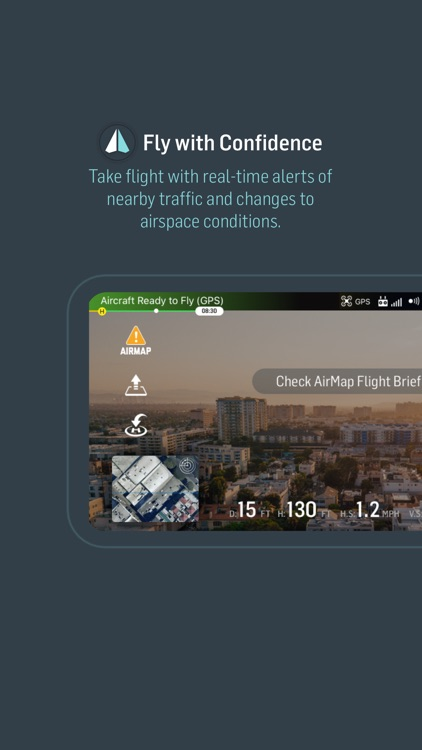 AirMap for Drones screenshot-4