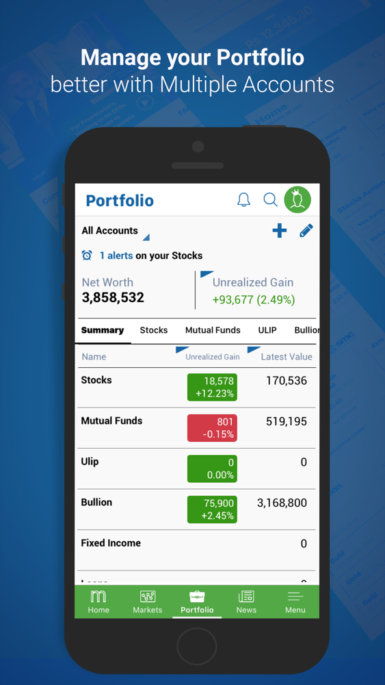 Moneycontrol - Markets & News App for iPhone - Free Download