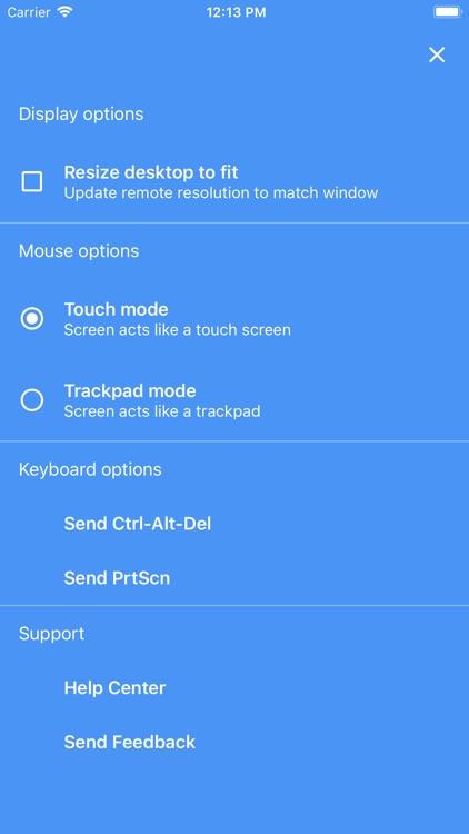Chrome Remote Desktop screenshot-4