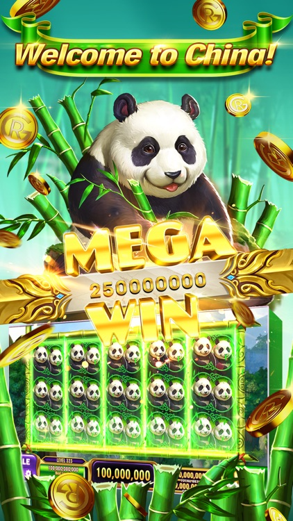 Raining Gold Slots screenshot-1