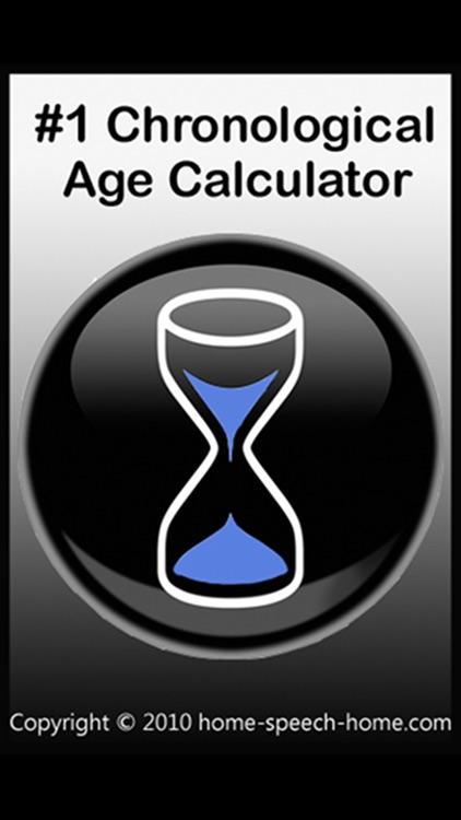 #1 Chronological Age Calculatr