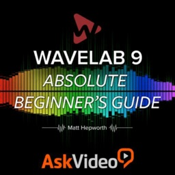 Beginner's Guide For WaveLab 9