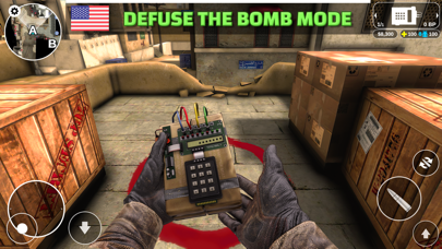 Counter Attack Multiplayer FPSのおすすめ画像3