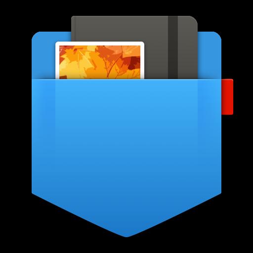 類iOS下拉式菜單工具 unclutter for Mac
