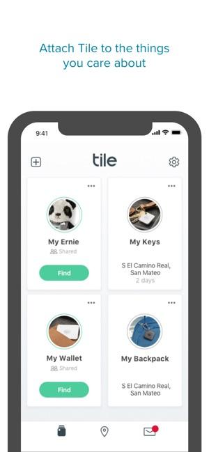 Find My Keys >> Tile Find Lost Keys Phone On The App Store