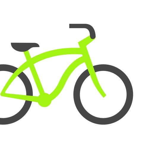スポーツ自転車シェア(個人間)- CycleTrip