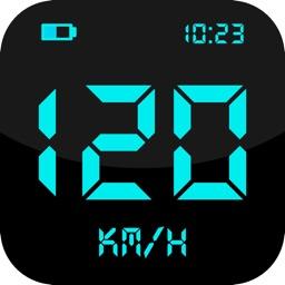 GPS Speedometer 2019: HUD View