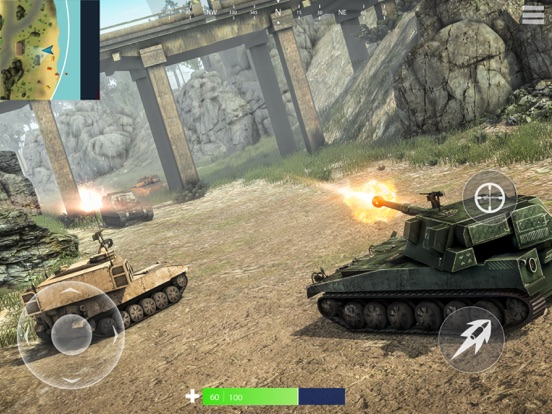 War of Tanks: PvP Blitz screenshot 9