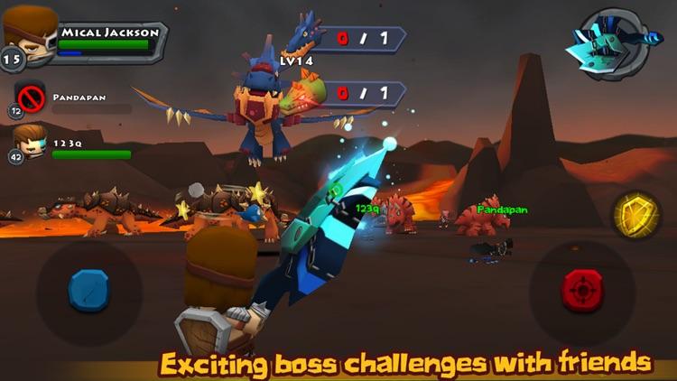 Call of Mini™ Dino Hunter screenshot-4