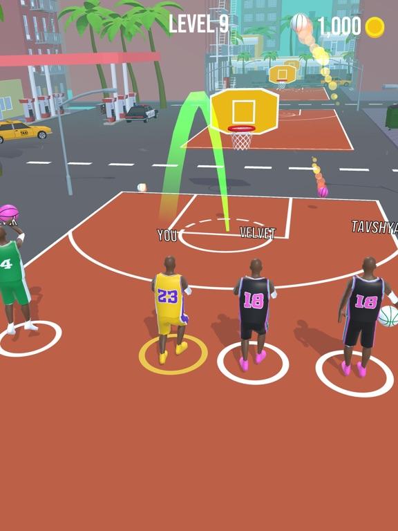 Basket Race screenshot 6