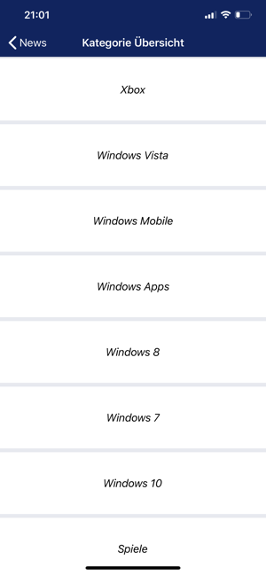 Dr. Windows Screenshot