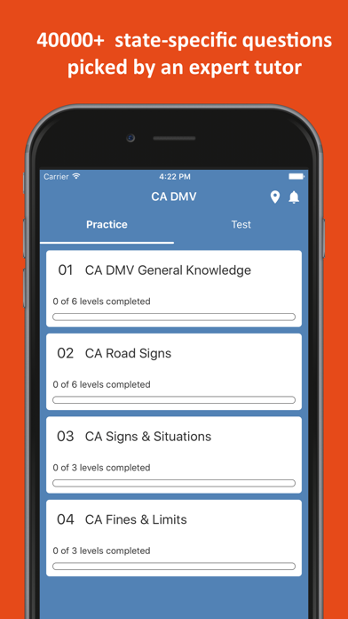 DMV Permit Practice Test 2019 by Hanh Le (iOS, United States