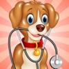 ワンちゃんドクター: ペットを救え! - iPadアプリ