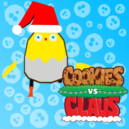 Cookies vs. Claus image
