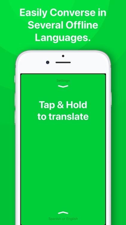 iTranslate Converse
