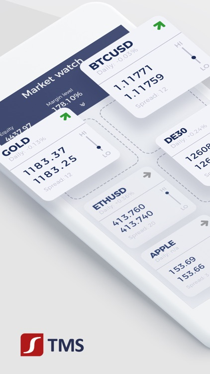 TMS Brokers: Smart Trading screenshot-0