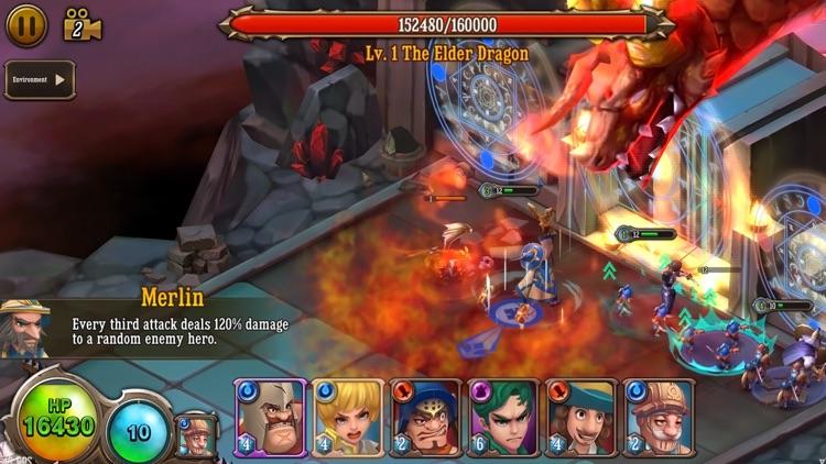 FIRST HERO screenshot-5