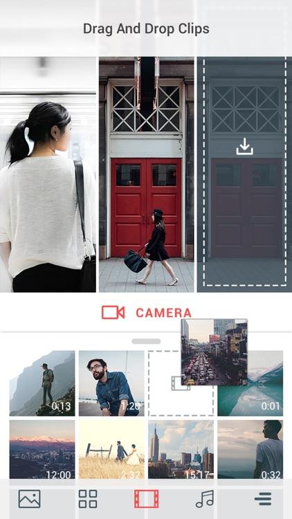 Cine-pic: Photo& Video Montage screenshot-3