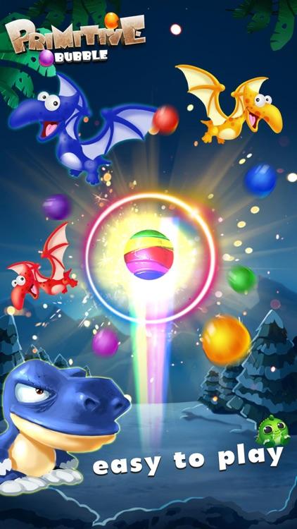 Bubble Shooter Dragon Pop