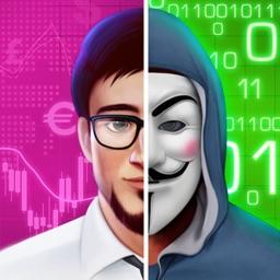 Hacker - tap smartphone tycoon
