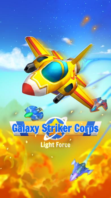 Galaxy Striker Corps(Premium) screenshot 5