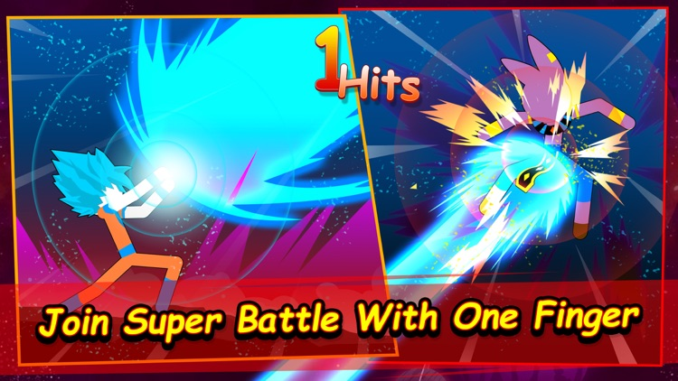 Stick Super Battle: War Fight