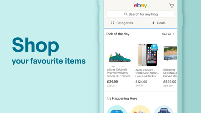 eBay Shopping: Buy and Sell for pc