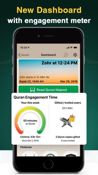 Quran Majeed review screenshots