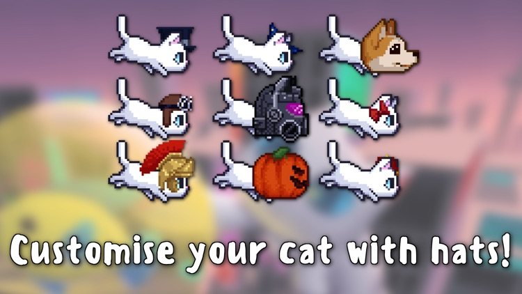 Bubbles the Cat screenshot-4