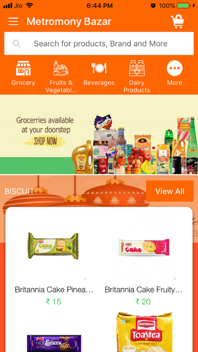 Metromony Bazar screenshot 1
