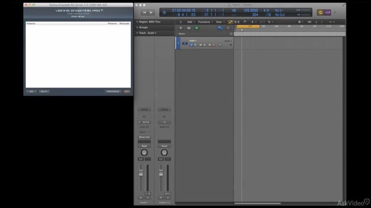 Designing Orchestral Templates screenshot-3
